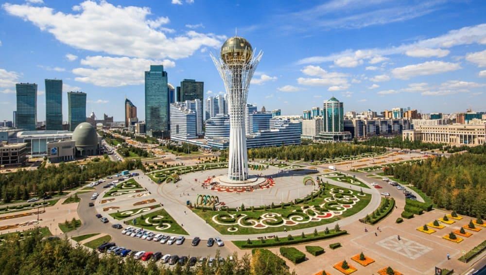 авиабилеты Усть-Каменогорск Нур-Султан (Астана) онлайн