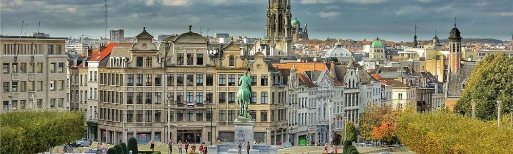 авиабилеты Москва Брюссель онлайн