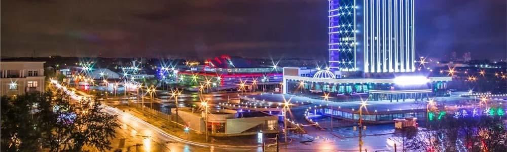 авиабилеты Санкт-Петербург Челябинск онлайн