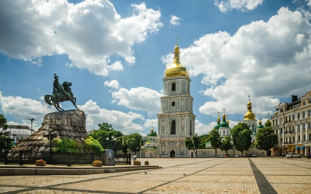 авиабилеты Санкт-Петербург Киев онлайн