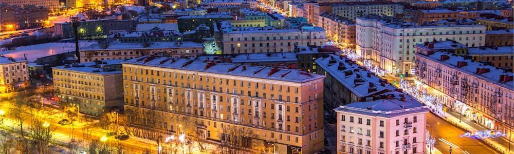 авиабилеты Санкт-Петербург Мурманск онлайн