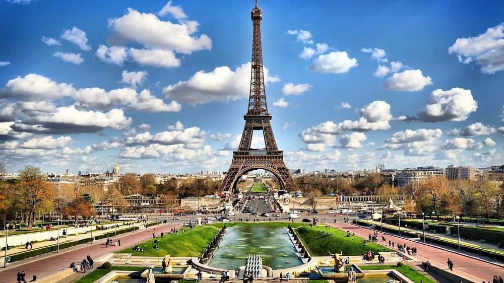 авиабилеты Москва Париж онлайн