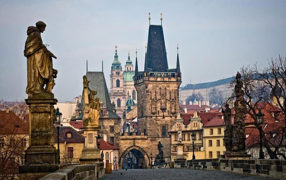 авиабилеты Санкт-Петербург Прага онлайн