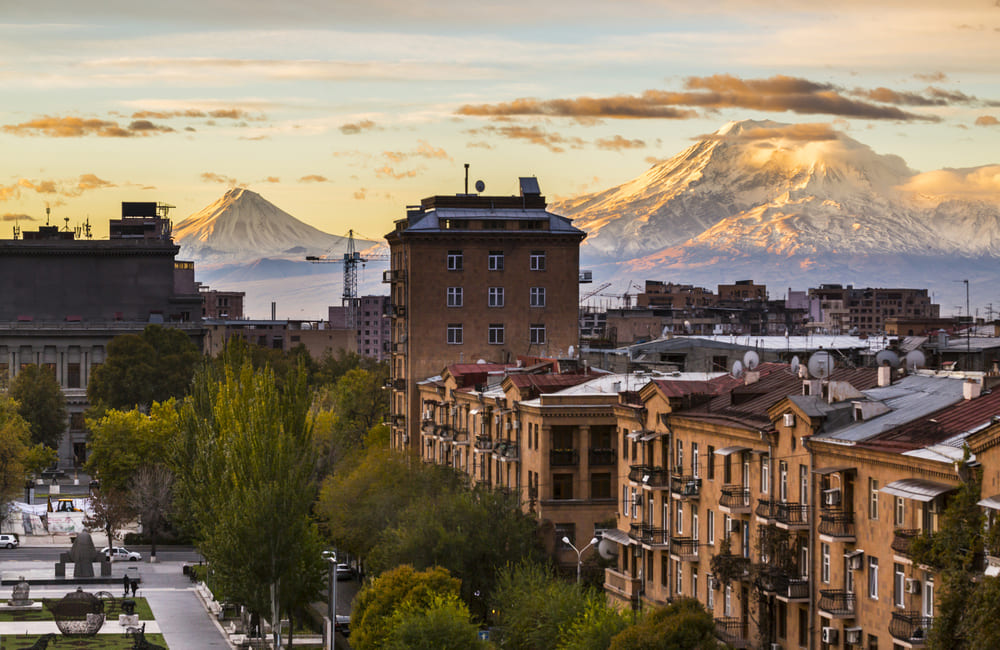 авиабилеты Будапешт Ереван онлайн