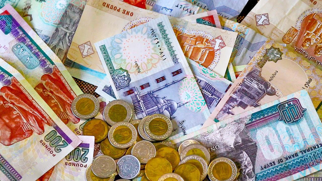 Египетские деньги - фунты и пиастры