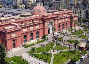 Египетский музей в Каире экскурсии