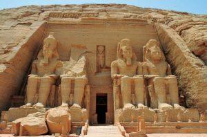Храм Абу-Симбел Египет достопримечательности