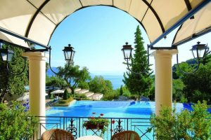 Grecotel Daphnila Bay Thalasso Корфу Греция