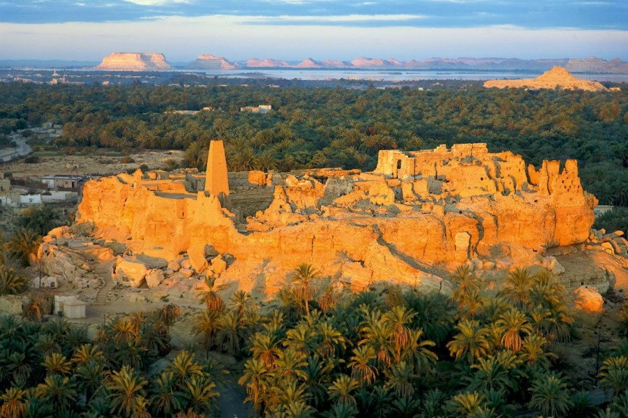 Храм Амона в Сиве