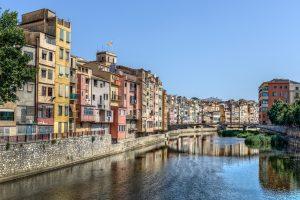 Жирона город Испания достопримечательности что посмотреть