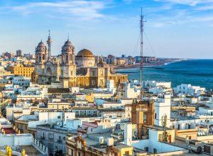 Кадис - один из самых красивых городов Испании