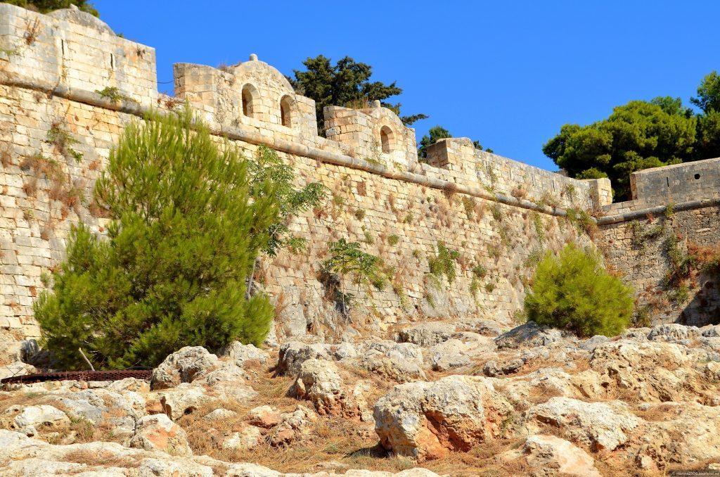 Крепость Ретимно