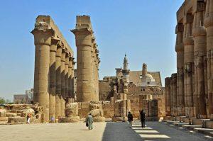 Луксорский храм Египет достопримечательности