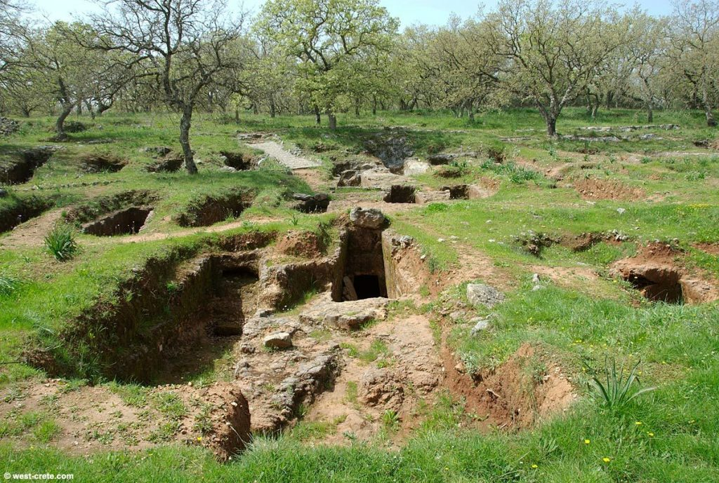 Некропль Армени