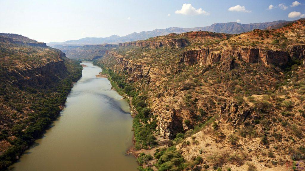 Нил - главная река Египта