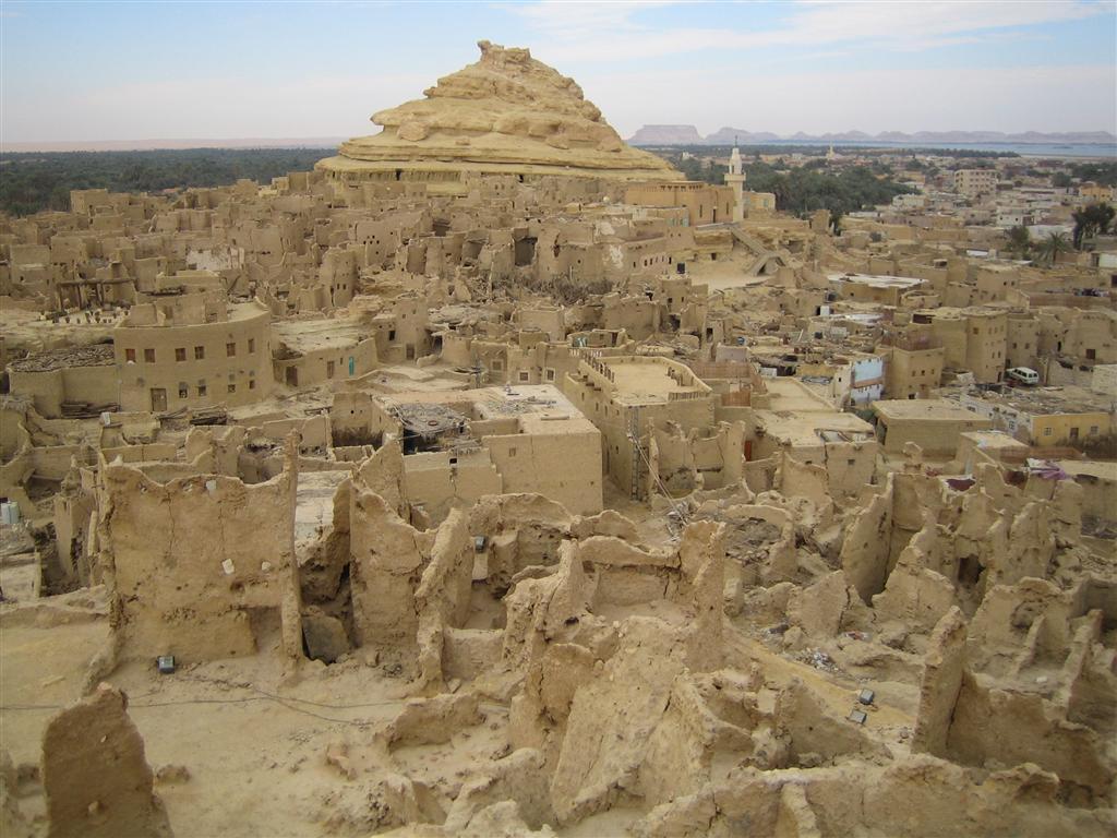 Песчаный город Шали