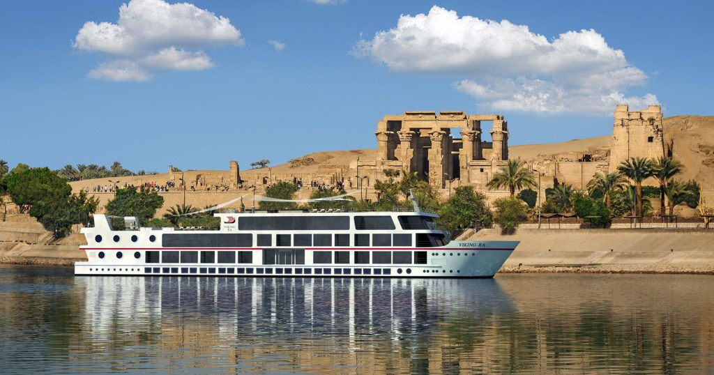 Посещение Асуанской плотины входит в программу почти всех экскурсионных круизов по Нилу