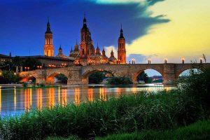 Сарагоса Испания достопримечательности