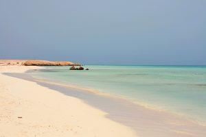 В Египте много хороших песчаных пляжей