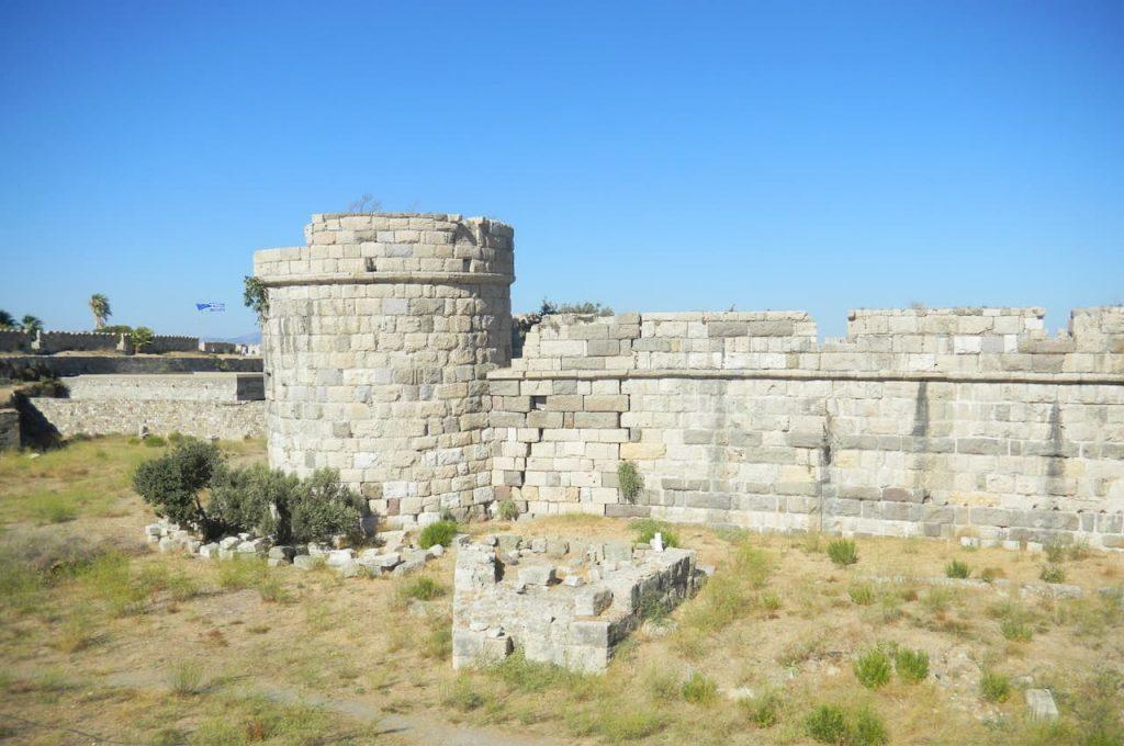 Замок Иоаннитов на Косе