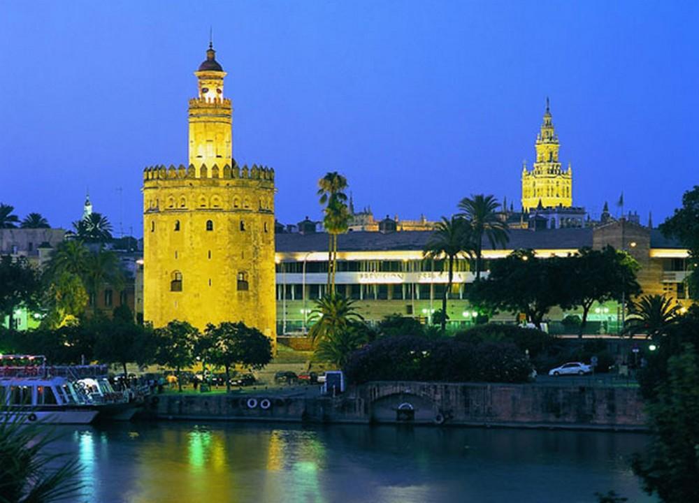 Золотая Башня Севилья что посмотреть
