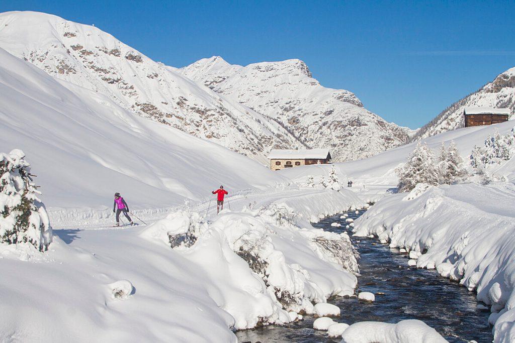 Астун Испания горные лыжи