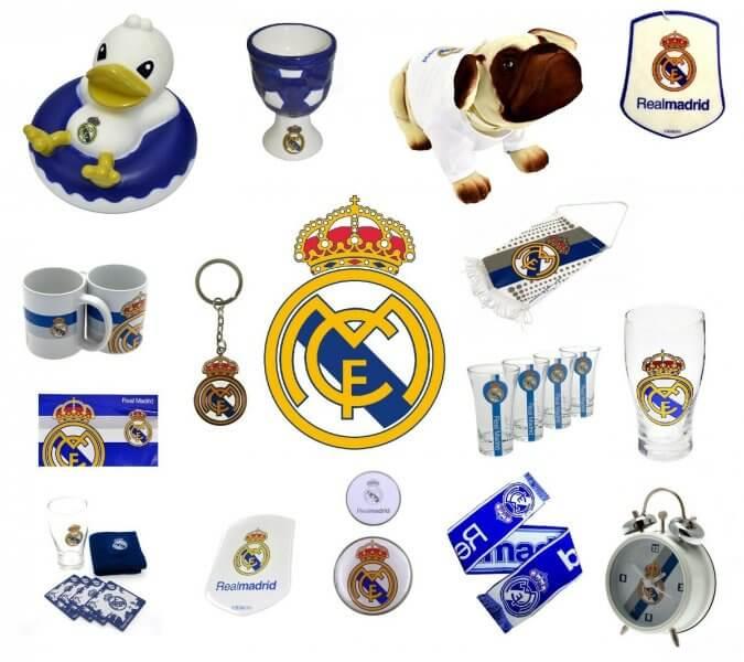 Реал Мадрид сувениры атрибутика