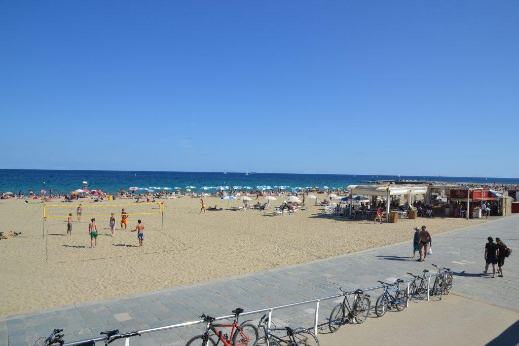 Пляж Богатель Испания