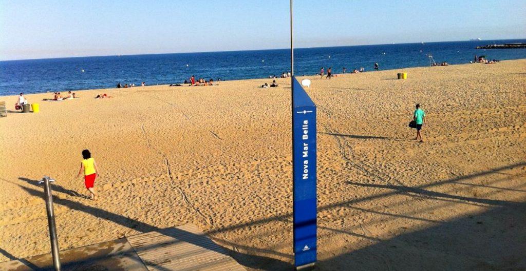 Пляж Нова Мар Белл Марбелья Барселона
