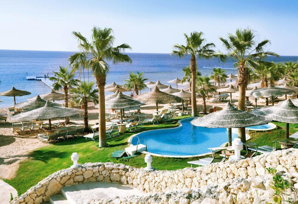 Шарм-эль-Шейх - популярный египетский курорт