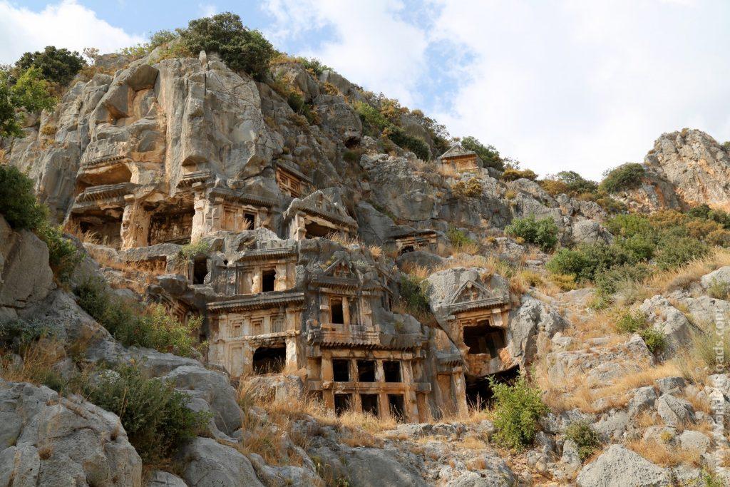 Древний город Демре