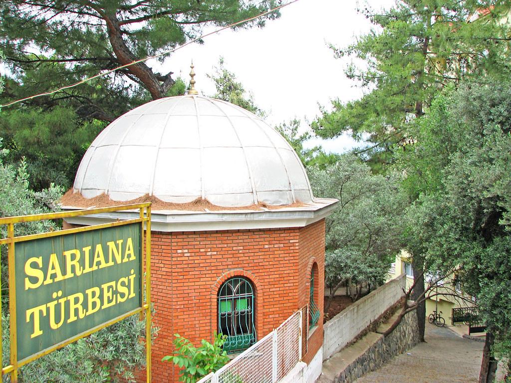 Гробница Сарианы Мармарис