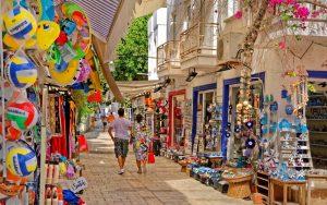 Мармарис шоппинг торговая улица