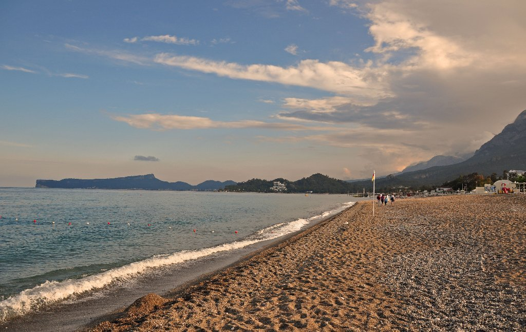 Пляж Гейнюк Кемер Турция