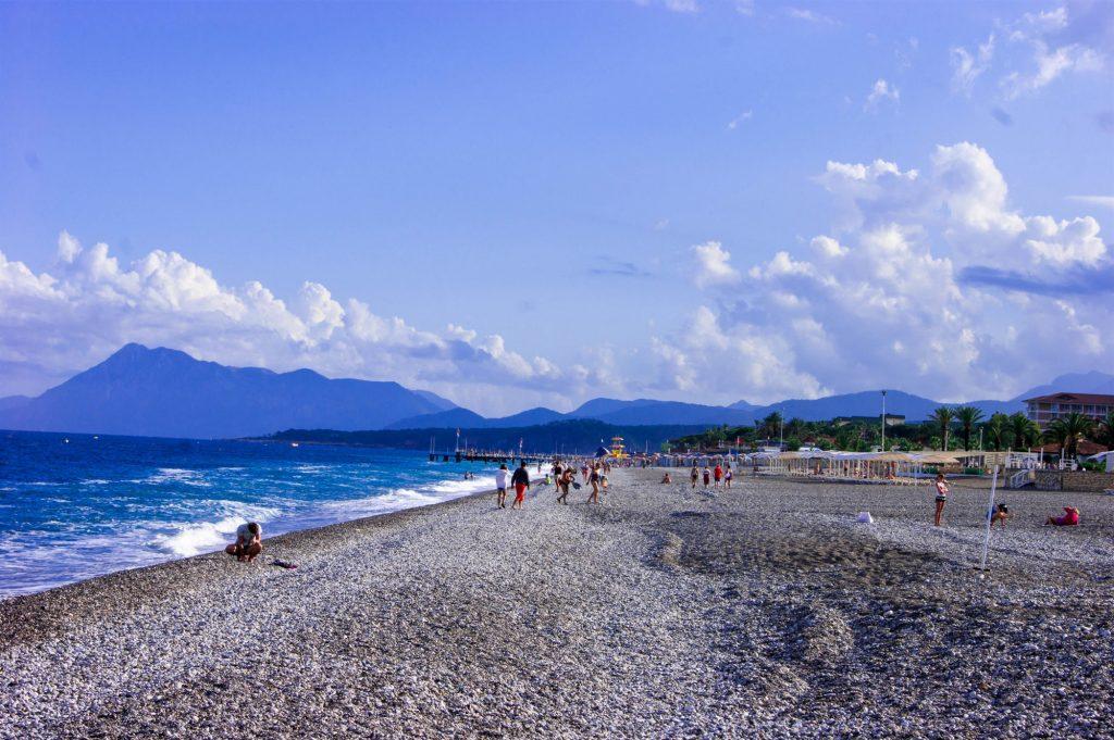 Пляж Кириш Кемер Турция