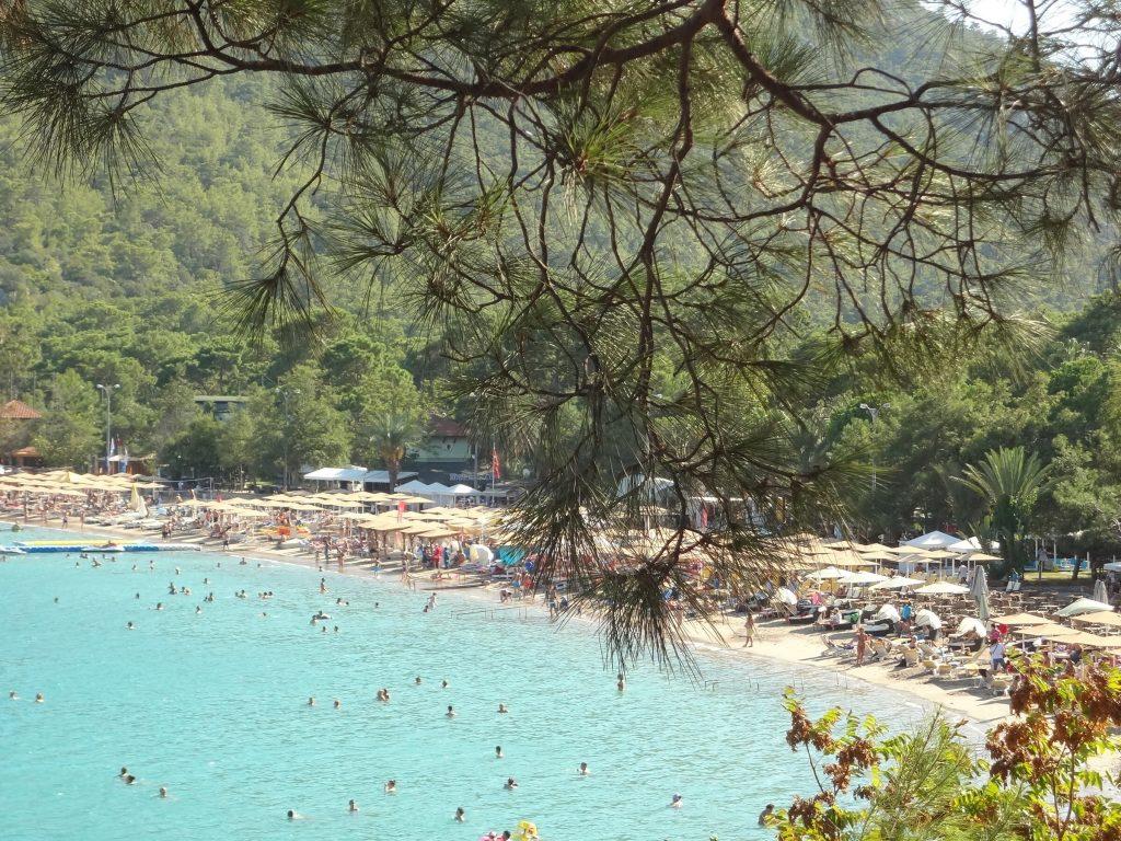 Кемер отдых в Турции море