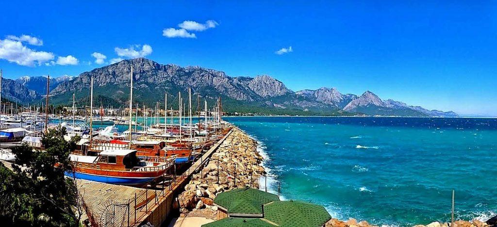 Турция погода виды