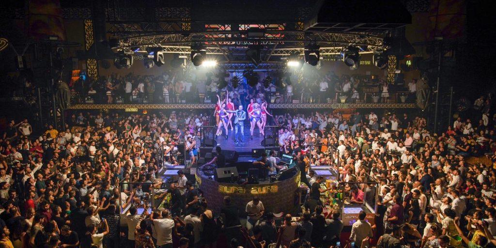 Кемер клубы дискотека