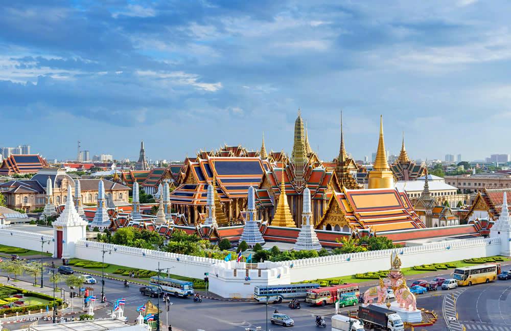 Бангкок Большой Королевский дворец