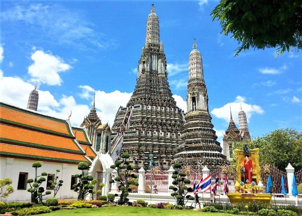 Бангкок Храм утренней зари