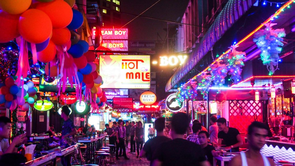 Патпонг Бангкок Таиланд