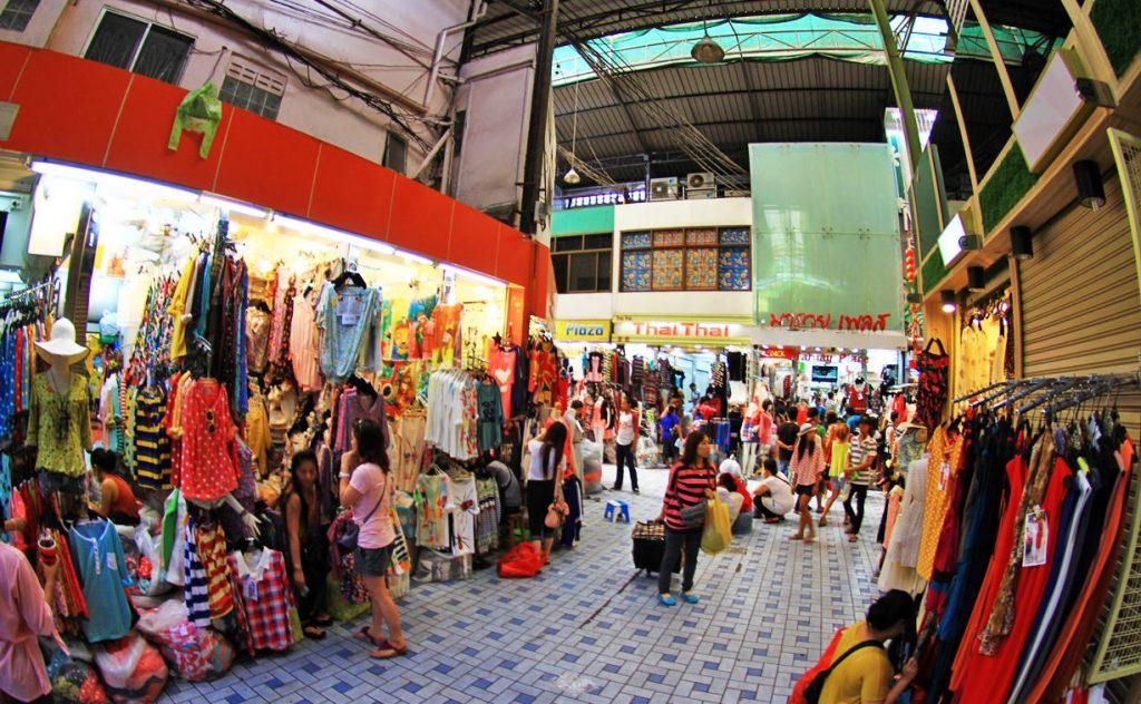 Пратунам Бангкок Таиланд