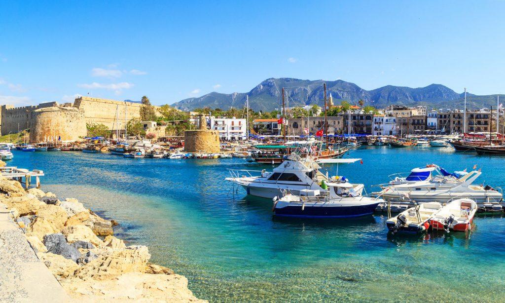 Северный Кипр экскурсия из Турции