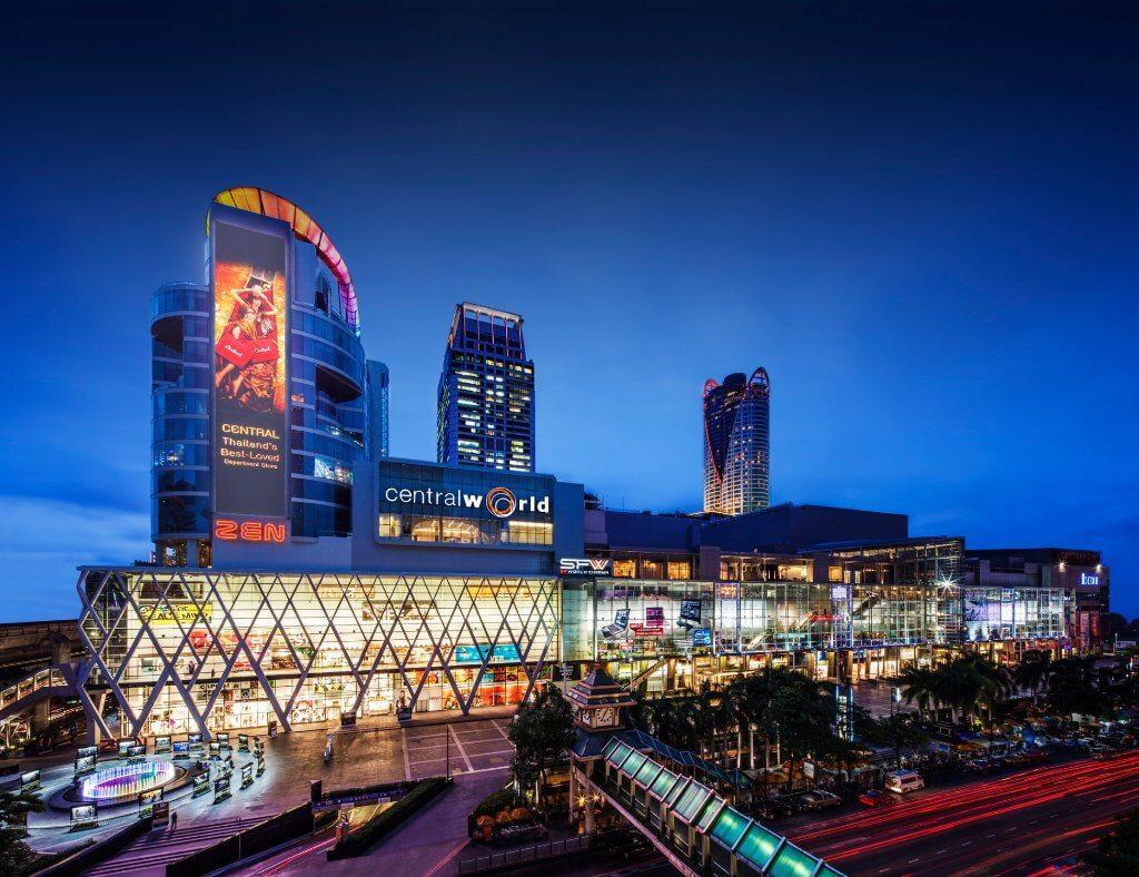 Central World Бангкок Таиланд