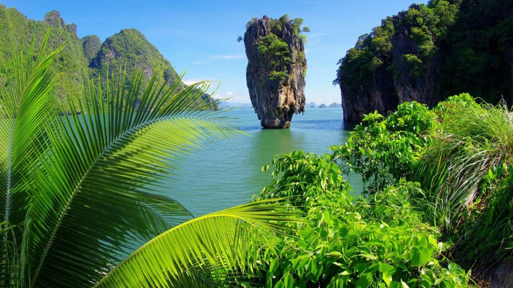 Остров Джеймса Бонда Таиланд Пхукет
