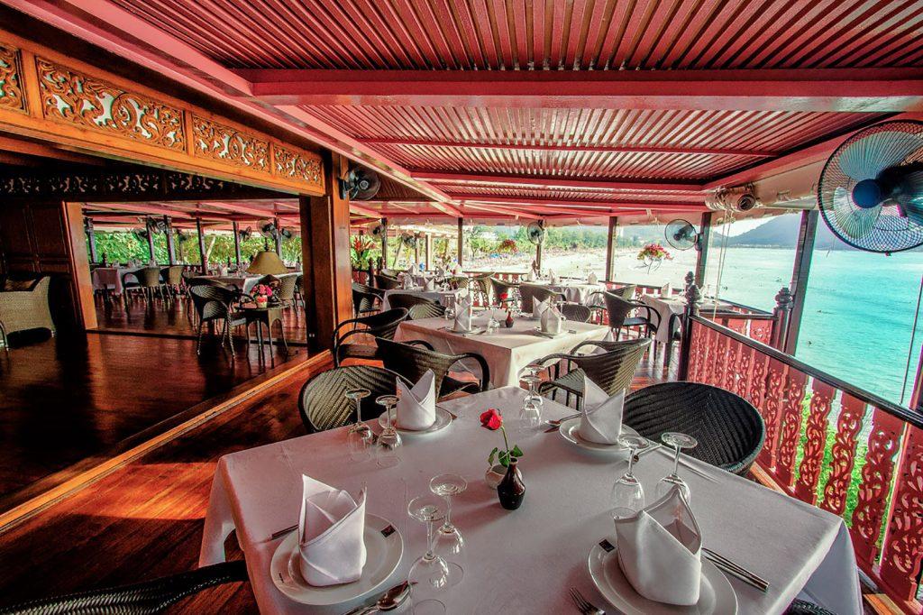 В Патонге есть рестораны на любой вкус
