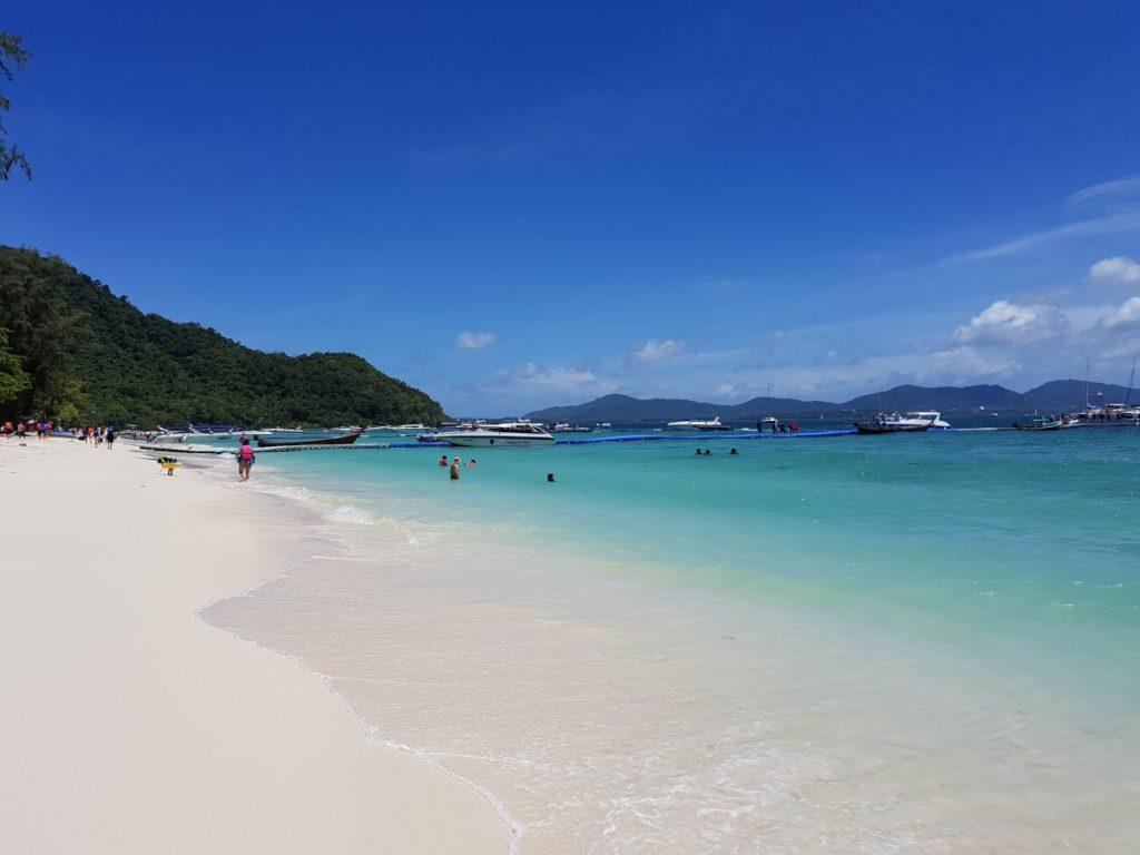Коралловый остров Таиланд
