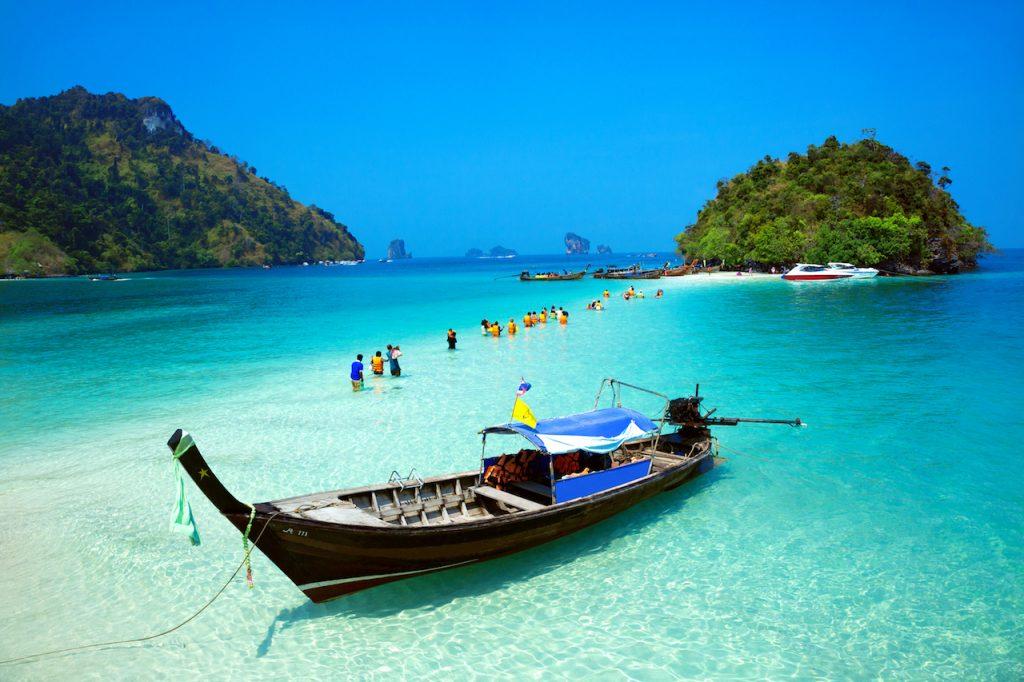 Морская прогулка Таиланд