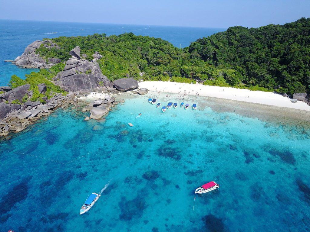 Остров Симилан Таиланд