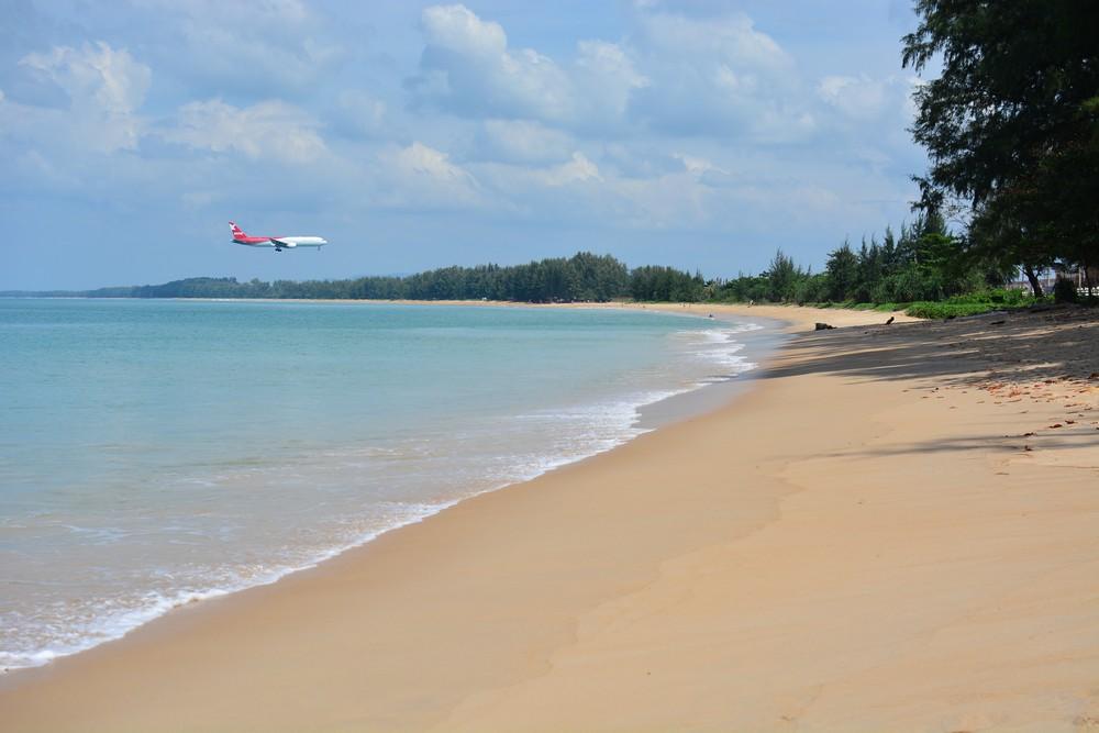 Пляж Най Янг Таиланд
